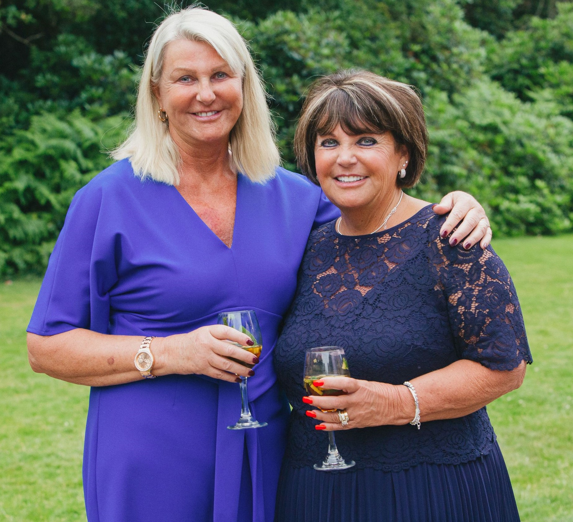 Maureen and Judy have just celebrated 30 years as successful proprietors of St. Andrews Nursery